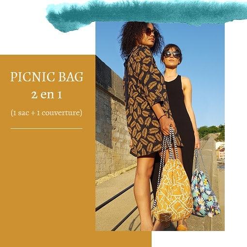Les picnic bags / Akagii brand Retrouvez Akagii sur 4 marchés de créateurs Lyonnais dès le 1er décembre. Pour tous les autres, retrouvez tous les sacs sur le shop etsy. Lien en bio #ethicalbrand #ethicalfashion #christmasmarket #popupmarket #popupstore #picnicdate #marchénoël #marchecreateurlyon